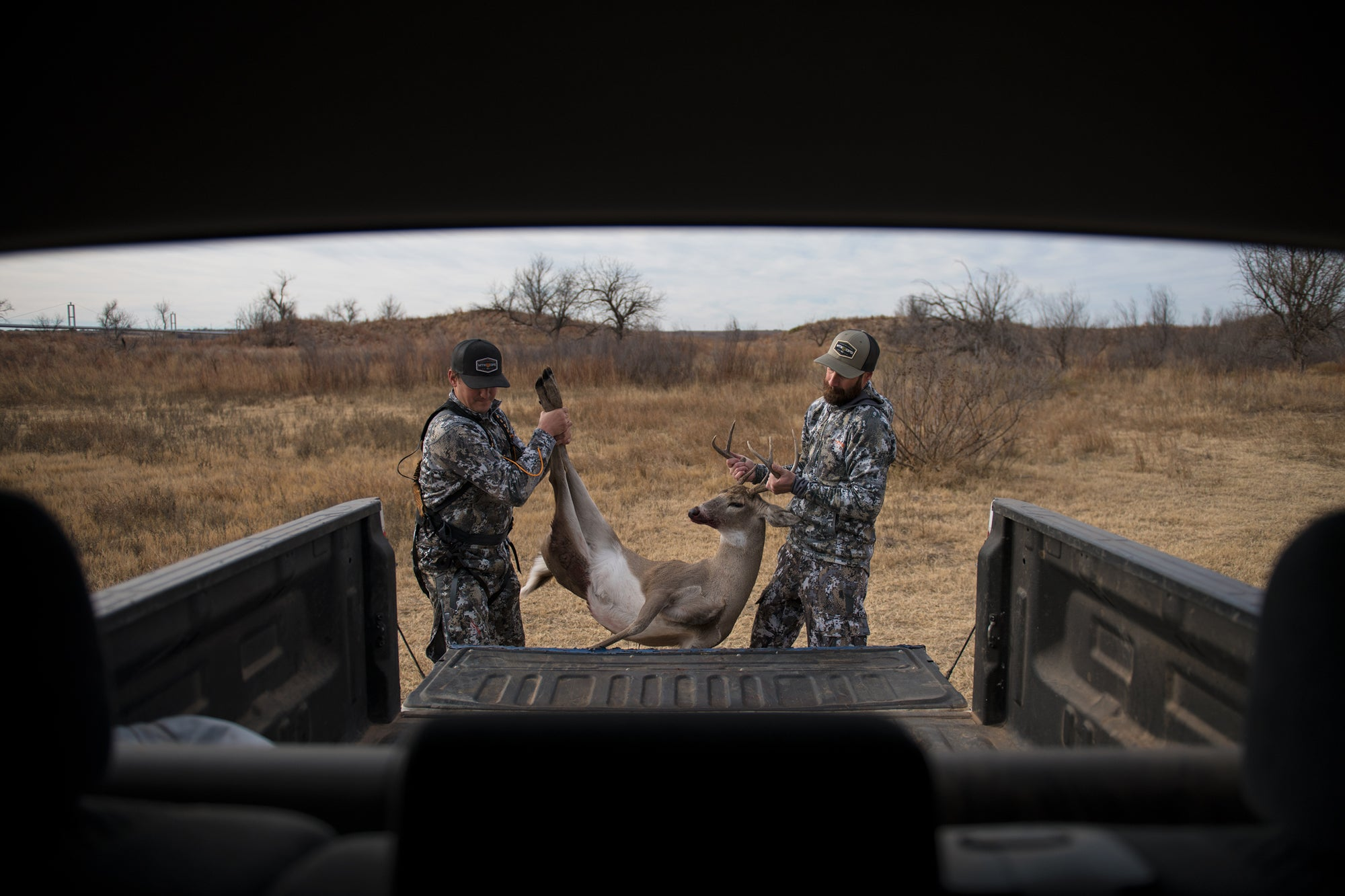 Texas Whitetail Hunt