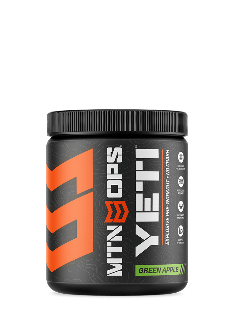 MTN OPS – Outdoor Performance Supplements