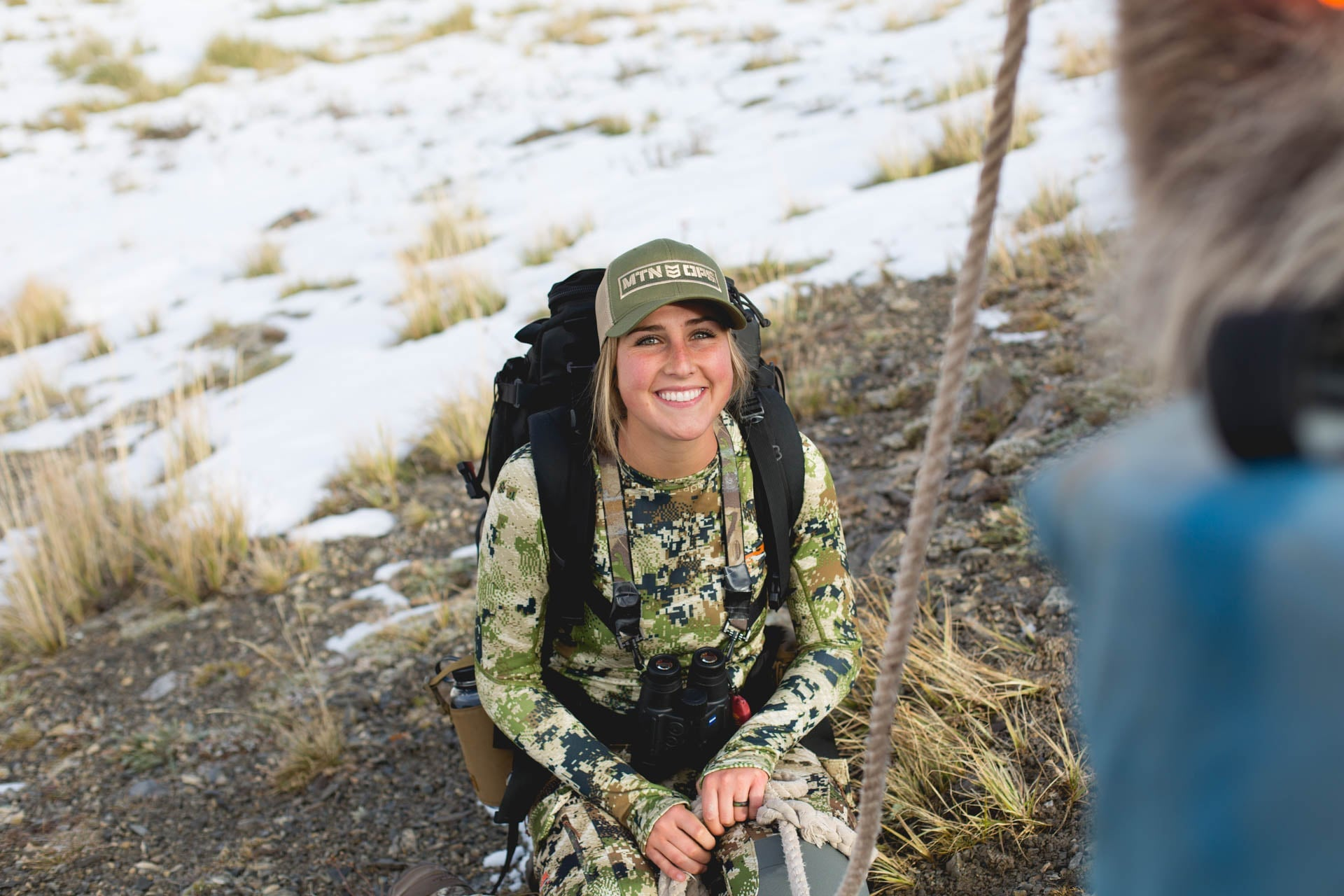 Sadee Muley Hunt 2017