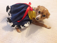 Jesse Doggie Princess Dress