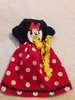 Minnie Doggie Princess Dress