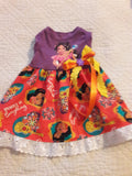 Elena Doggie Princess Dress