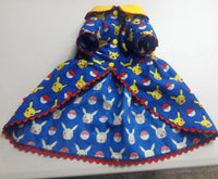 Pokemon Pikachu Dog Dress
