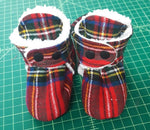 Into the Woods Booties Sizes Infant to Adult!