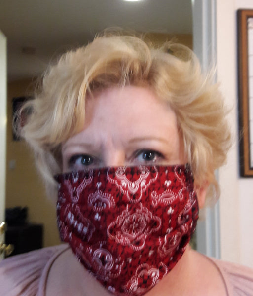 Washable Face Masks FOR FACILITIES ie. Nursing Homes, Shelters, etc.