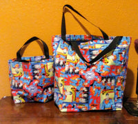 Superman Shopping Bags