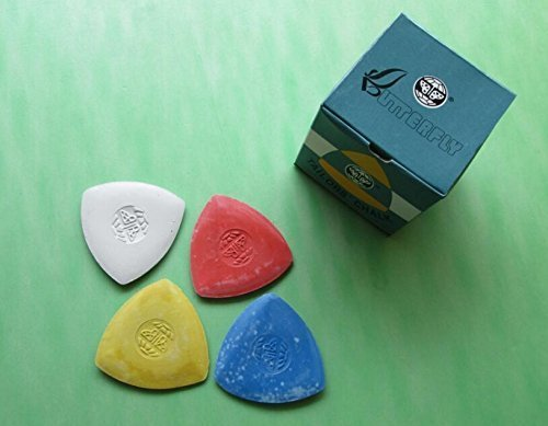 10 Pieces Pack Triangle Tailor's Chalk