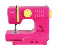 Janome Basic, Easy-to-Use, 10-Stitch Portable, Compact Sewing Machine