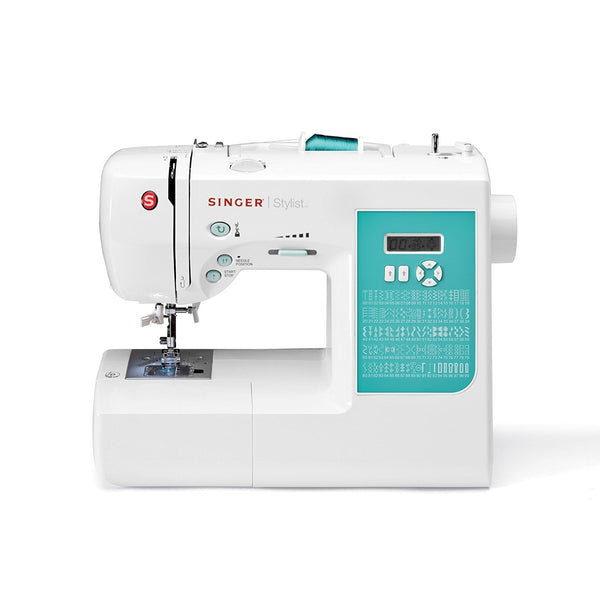 SINGER | 7258 100-Stitch Computerized Sewing Machine with 76 Decorative Stitches