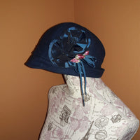 Rosabelle Cloche Hat Class - Saturday, December 7, 2pm to 6 pm