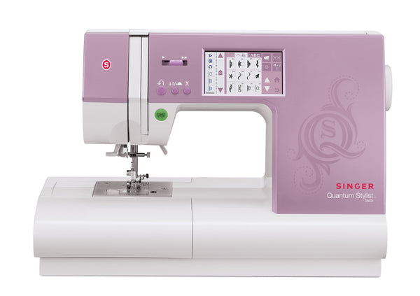 SINGER | Quantum Stylist 9985 Computerized Portable Sewing Machine