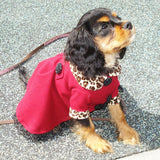 Vintage Dog Dress Coat