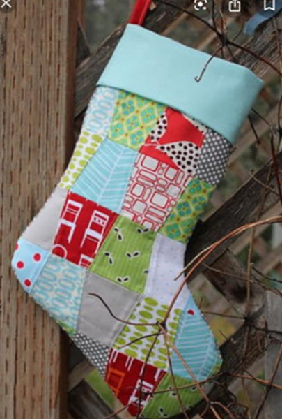 Christmas Stocking Class - Saturday, November 24