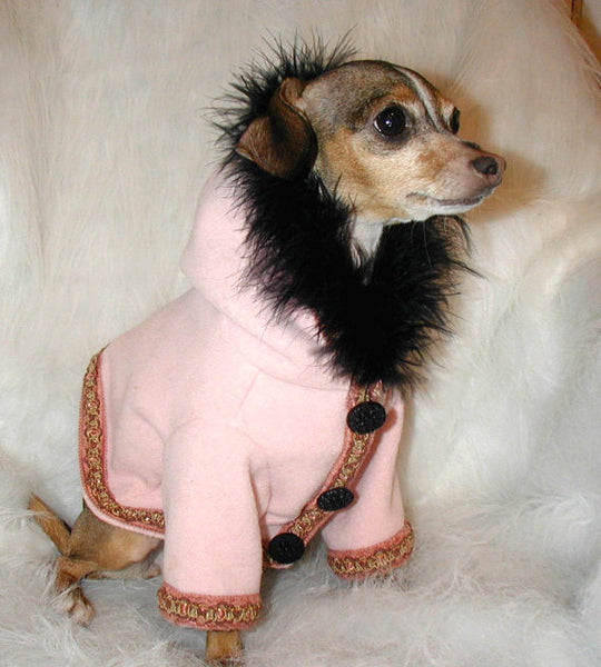 Glamour Girl Dog Coat