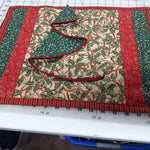 Holiday Tree Napkin  Class Saturday, November 16, 11am to 1 pm