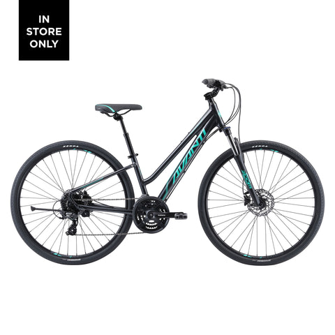Discovery 2 Low Charcoal/Green 2021