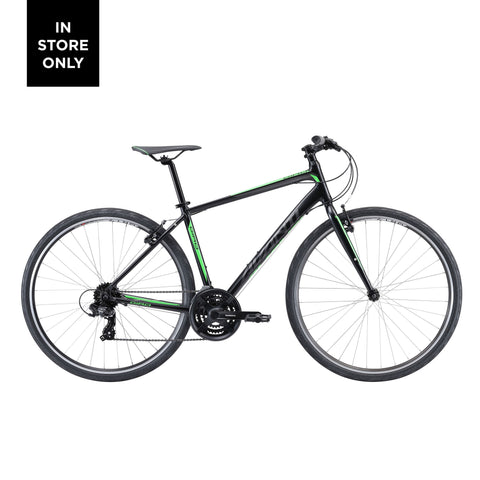 Giro F1 Black/Green 2021