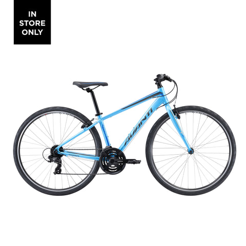 Giro F1W Metallic Blue 2021