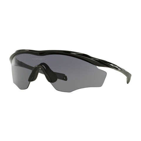 M2 FRAME XL POLISHED BLACK - GREY