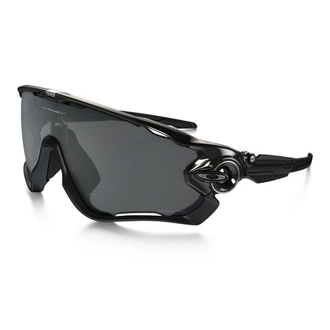 JAWBREAKER POLISHED BLACK - PRIZM BLACK POLARIZED