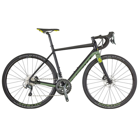 SPEEDSTER GRAVEL 20 DISC 2018
