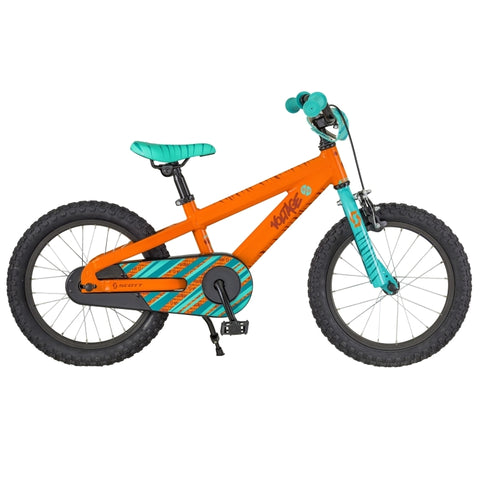 VOLTAGE JR 16 2018 ORANGE / LIGHT BLUE