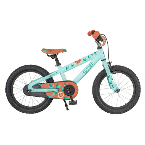CONTESSA JR 16 2018 LIGHT GREEN / ORANGE