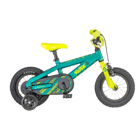 VOLTAGE JR 12 2018 TEAL / YELLOW