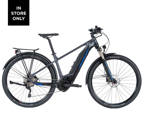 Montari-E Trail Char/Blue 2021