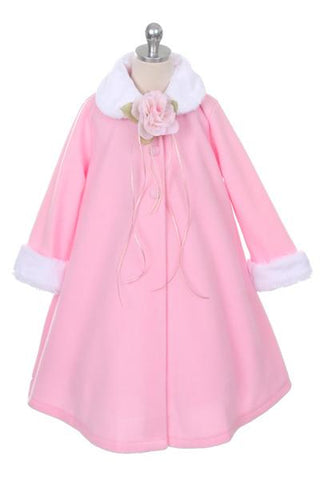 Fleece Style Coat