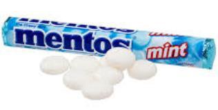 Mentos Roll - Peppermint - 15CT