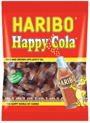 Happy Cola - 5 oz - 12CT