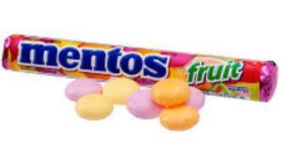 Mentos Roll - Rainbow - 15CT