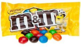 M&M's Peanut - 1.74 oz - 48CT