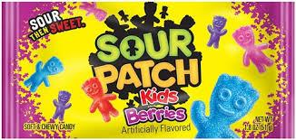 Sour Patch Kids - Berries - 1.8 oz - 24CT