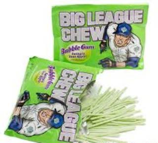 Big League Chew - Sour Apple - 12CT