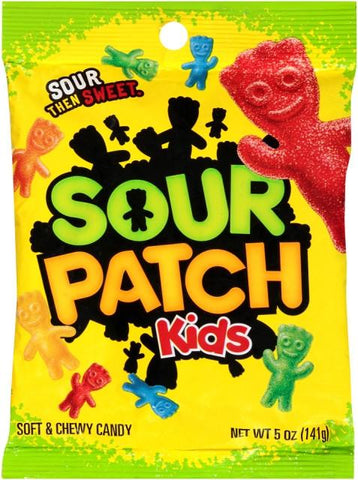 Sour Patch Kids - 5 oz. - 12CT