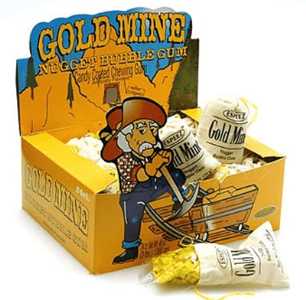 Gold Mine Gum - 24CT