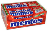 Mentos Roll - Strawberry - 15CT