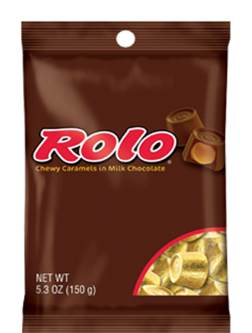 Rolo Bag - 5.3 oz - 12CT