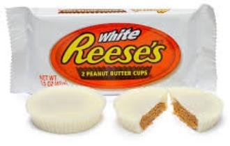 Reese's White Chocolate Peanut Butter Cup - 1.5 oz - 24CT