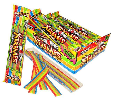 Airheads Extreme - Sour Belts Original - 18CT