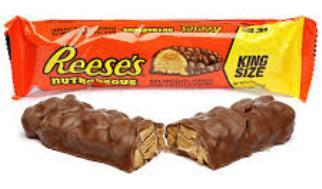 Reese's Nutrageous King Size - 3.4oz - 18CT