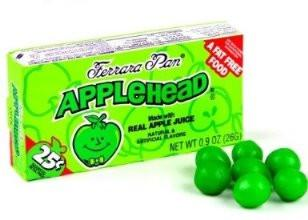 Applehead - 25 Cent - 24CT