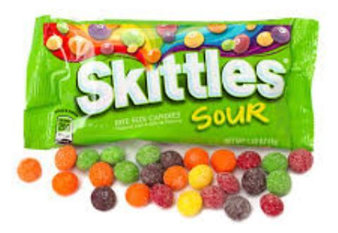 Skittles Sour - 1.8 oz - 24CT