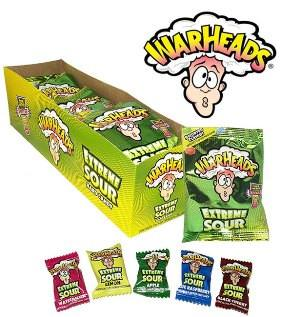 Warhead - Extreme Sour - 1 oz - 12CT