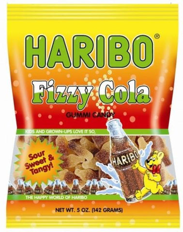 Fizzy Cola - 5 oz - 12CT