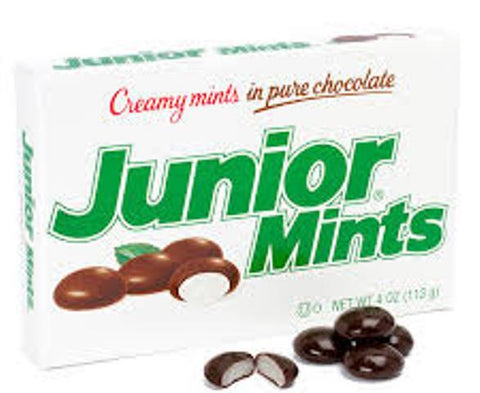 Junior Mints Box - 4 oz - 12CT