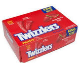 Twizzlers King Size Strawberry - 5 oz - 15CT