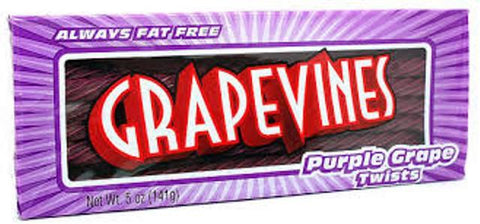 American Licorice Grape Vines Tray - 5 oz - 24CT